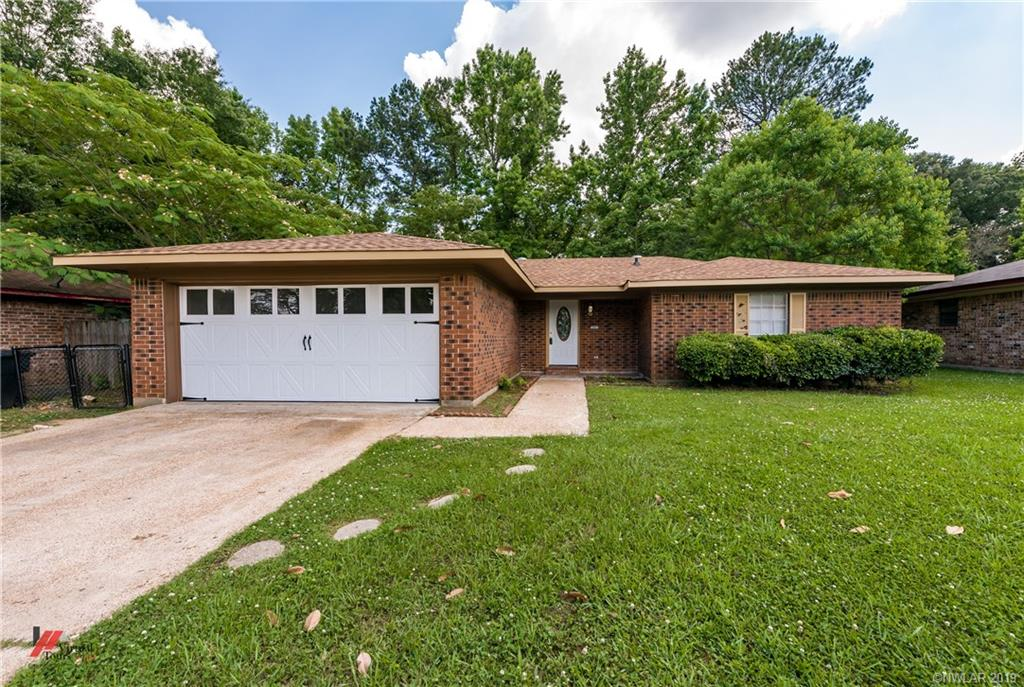 3907 Liaison Drive, Shreveport, Louisiana