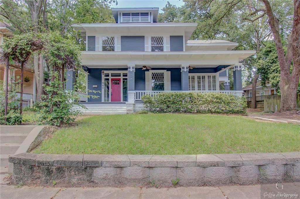840 Kirby Place, Shreveport, Louisiana