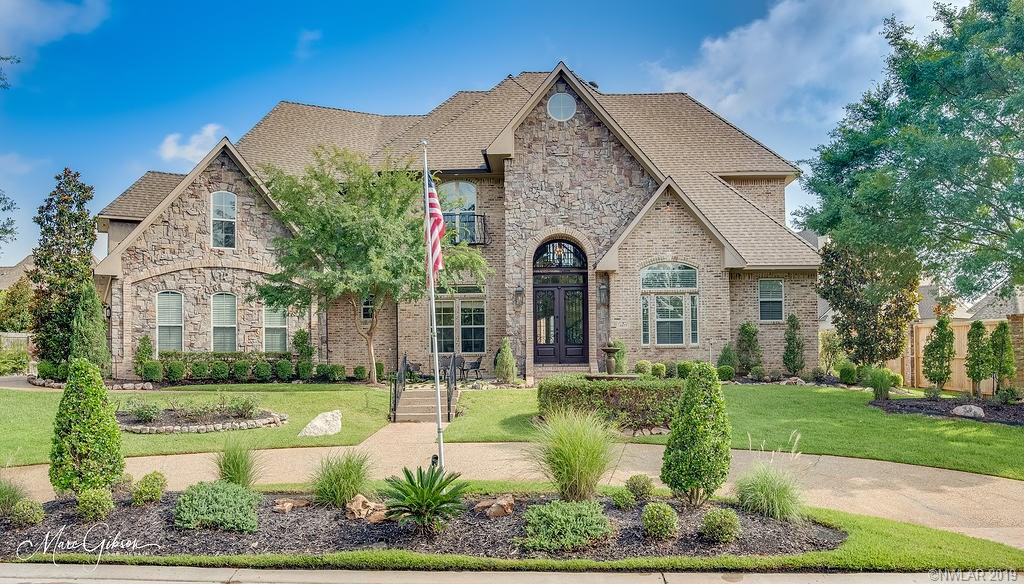 1077 Gabriels Turn, one of homes for sale in Shreveport