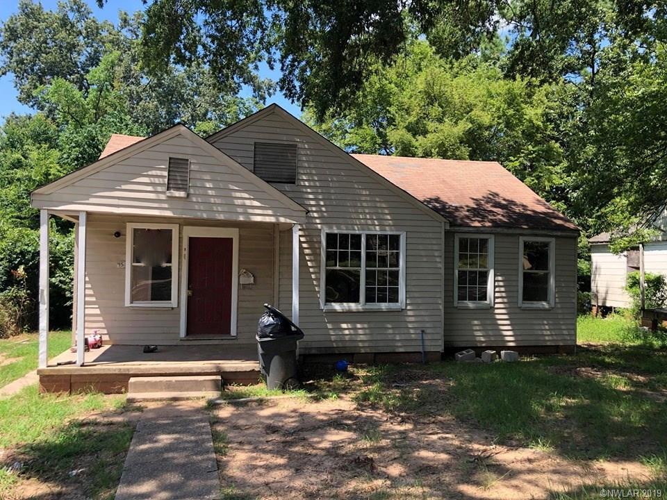 1452 Alma Street, Shreveport, Louisiana