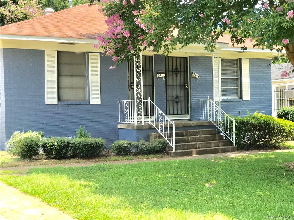 3730 Frederick Street, Shreveport, Louisiana