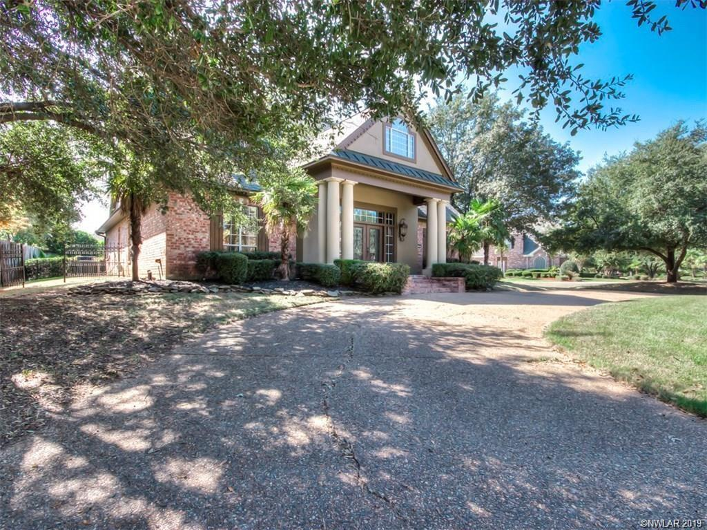 203 Magnolia Crossing, one of homes for sale in Bossier City