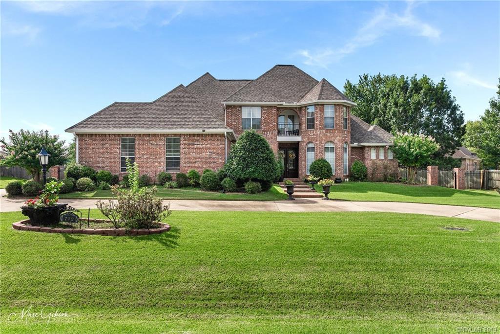712 Winding Willows, Bossier City, Louisiana