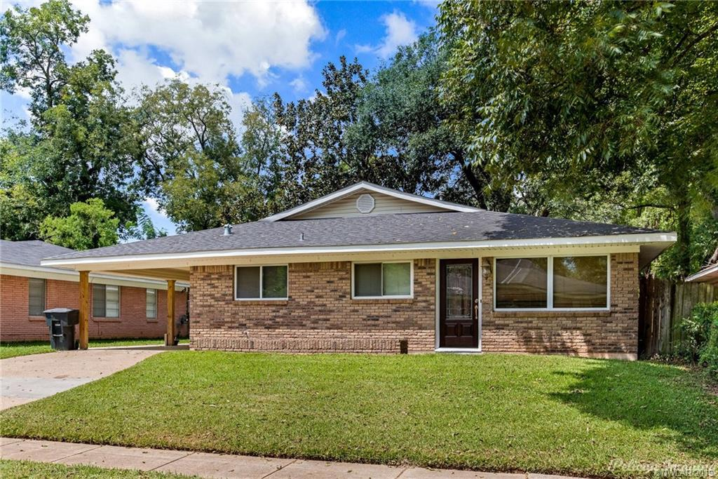 One of Bossier City 3 Bedroom Homes for Sale at 1710 Alison Avenue