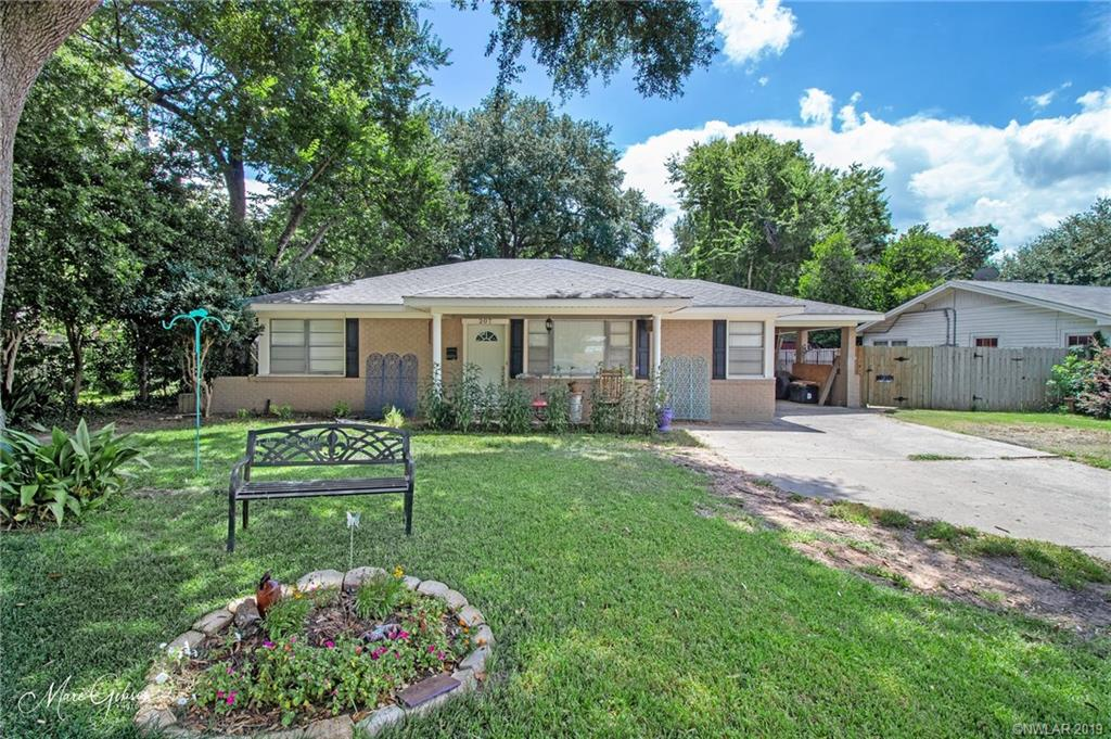 207 Stuart Avenue, Shreveport, Louisiana