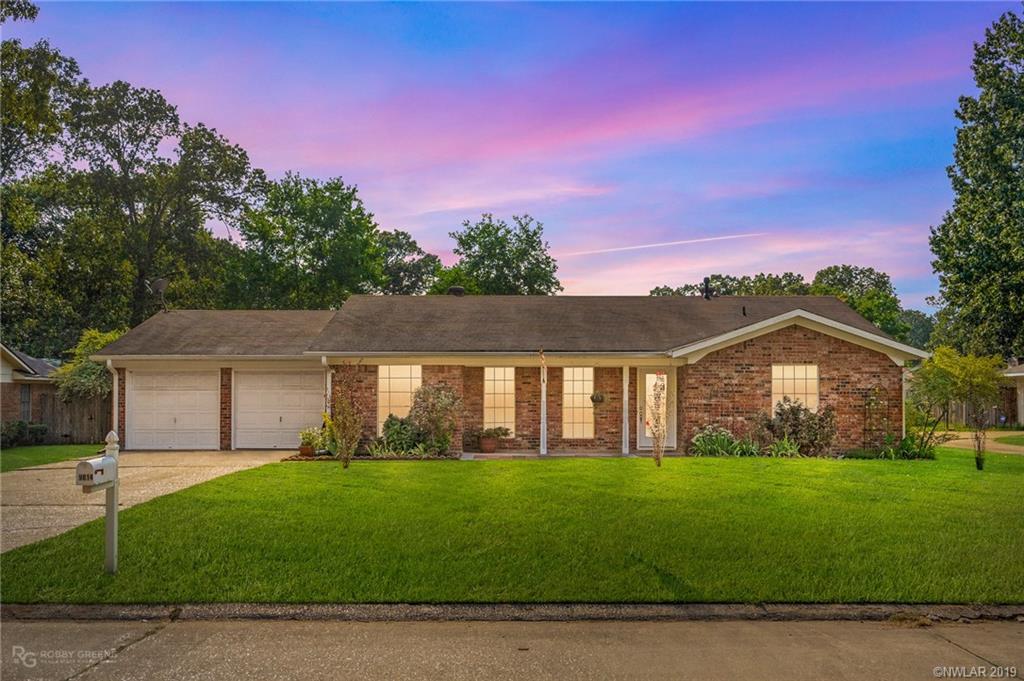 9814 Hillsboro Drive, Shreveport, Louisiana