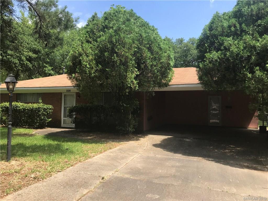 3326 Westheimer Street, Shreveport, Louisiana