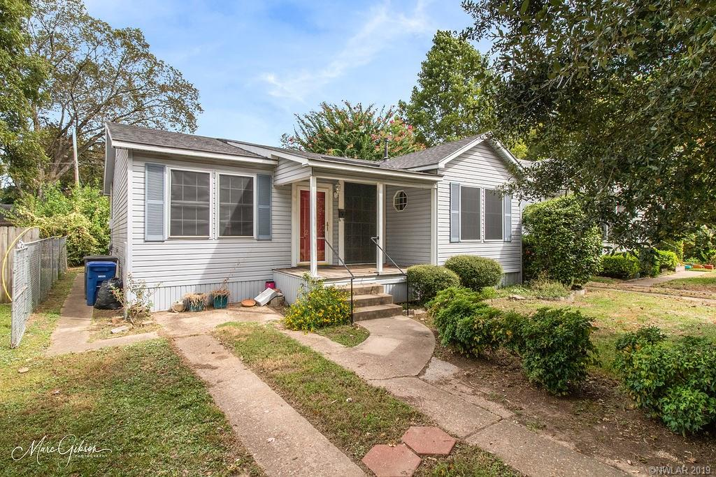 256 E Fairview Street, Shreveport, Louisiana