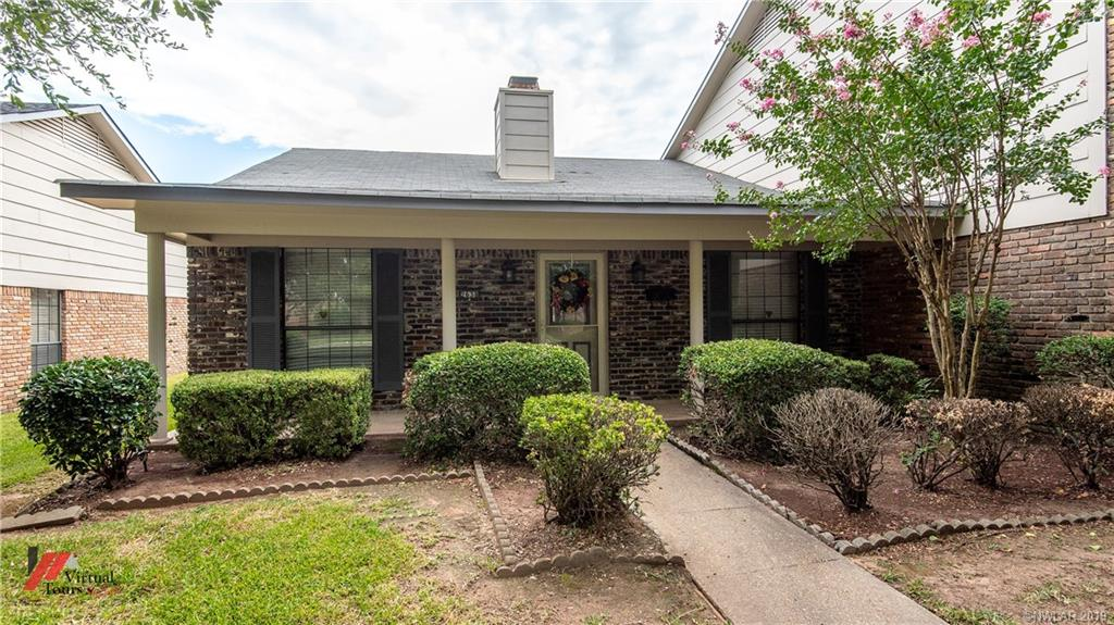 2638 Village Lane, one of homes for sale in Bossier City