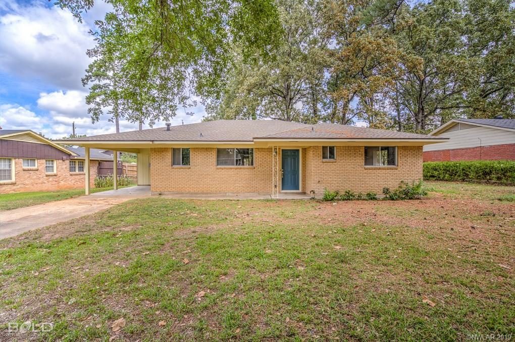 One of Shreveport 3 Bedroom Homes for Sale at 8931 Marva Drive
