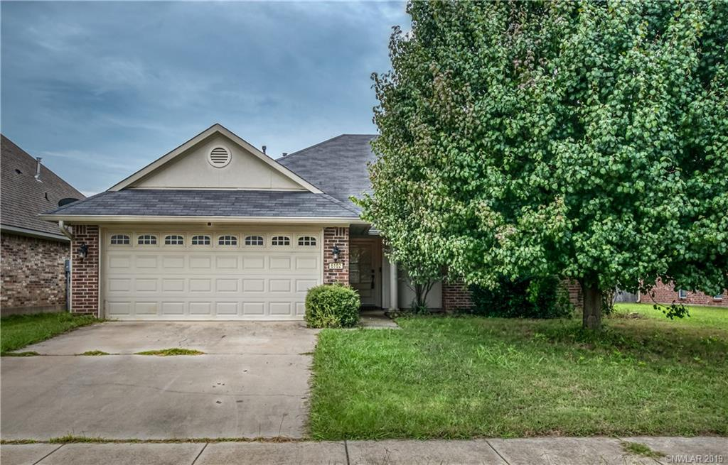6102 Pampus Lane, Bossier City, Louisiana