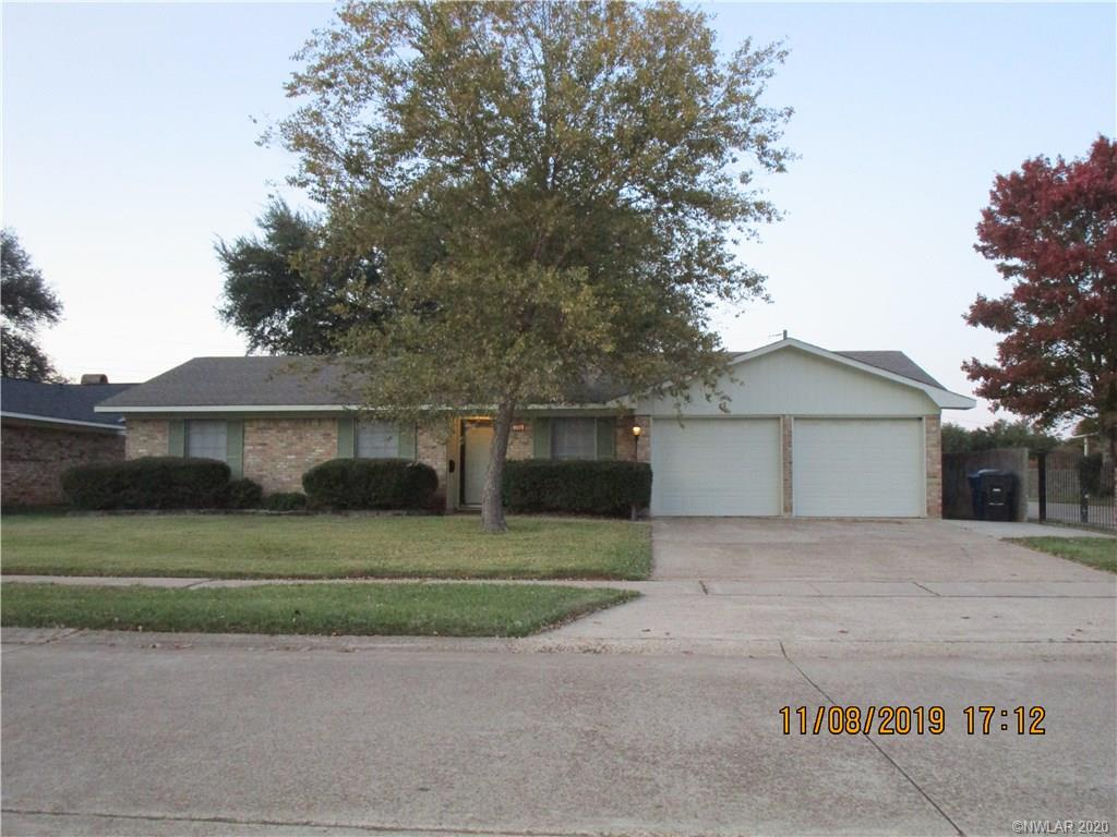 One of Shreveport 3 Bedroom Homes for Sale at 198 Pomeroy Drive