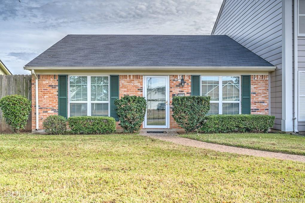 One of Shreveport 2 Bedroom Homes for Sale at 415 Stratmore Drive