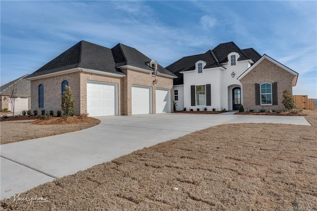 One of Bossier City 4 Bedroom Homes for Sale at 604 Corinth Circle
