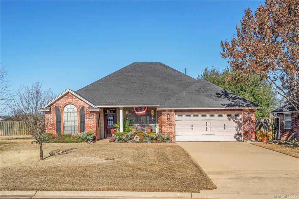 202 Rachel Lane, Bossier City, Louisiana