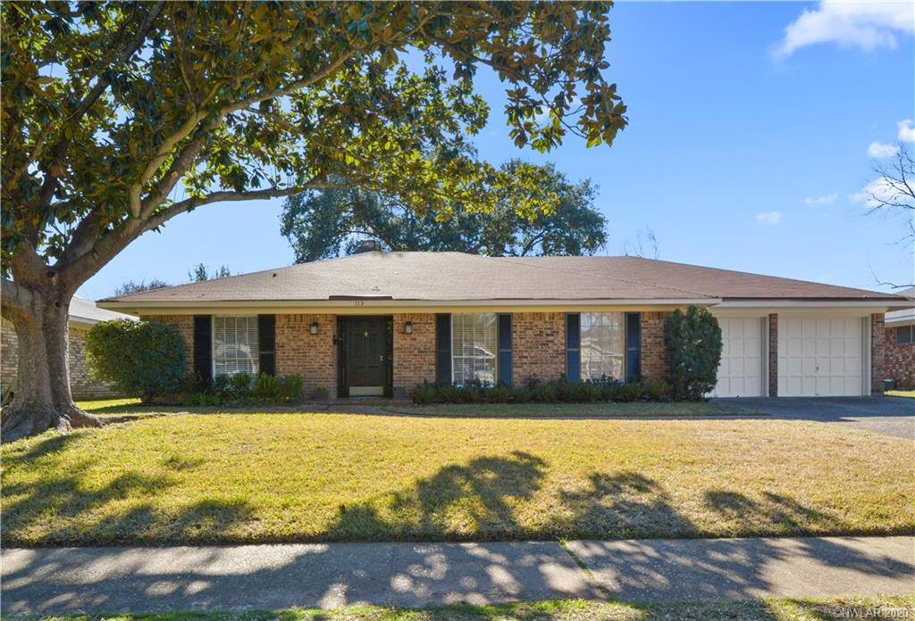 113 Chelsea Drive, Shreveport, Louisiana