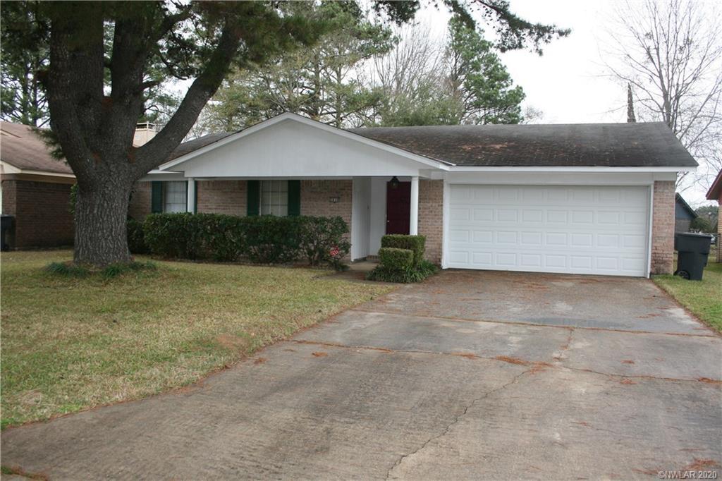 3810 Liaison Drive, Shreveport, Louisiana