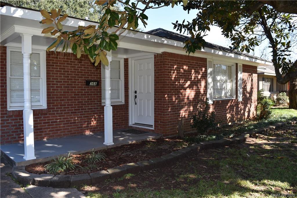 368 Leland Avenue, Shreveport, Louisiana