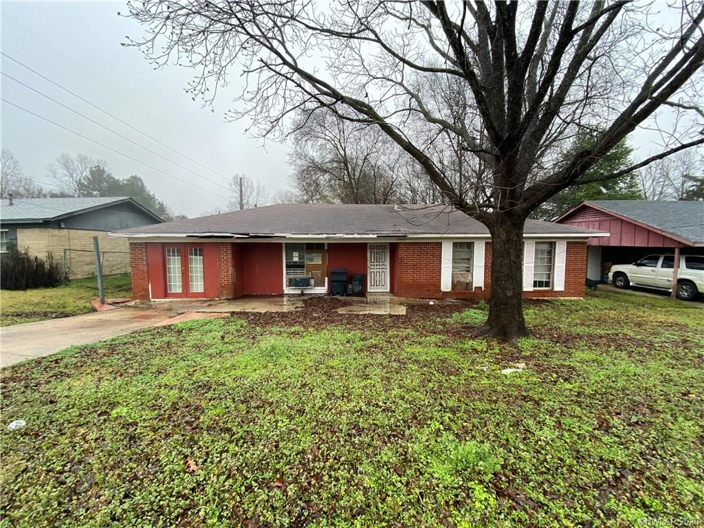 2934 Logan Street, Shreveport, Louisiana