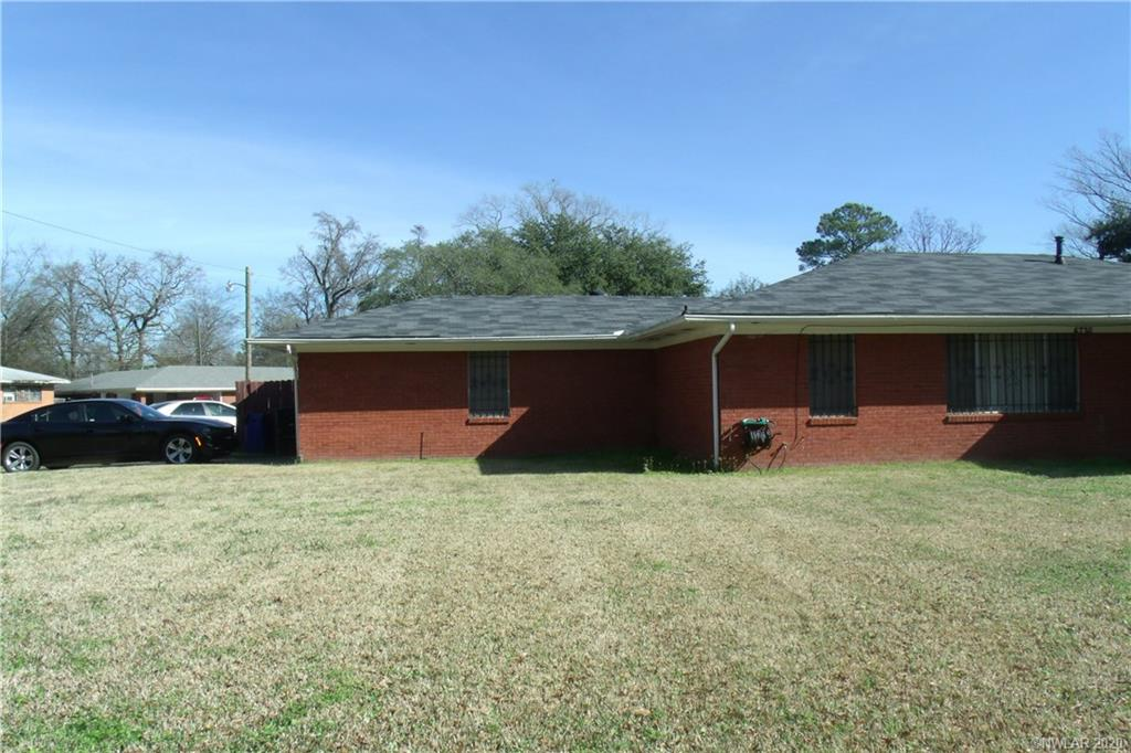4736 McDaniel Drive, Shreveport, Louisiana