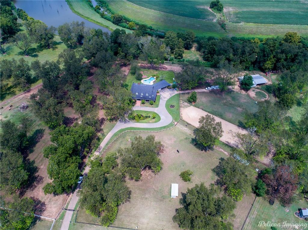 9745 Bayou Bend Drive, one of homes for sale in Shreveport