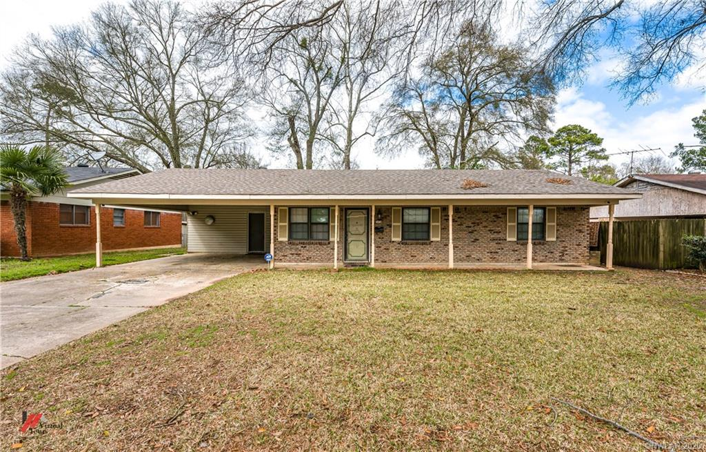 3938 Melinda Street, Shreveport, Louisiana