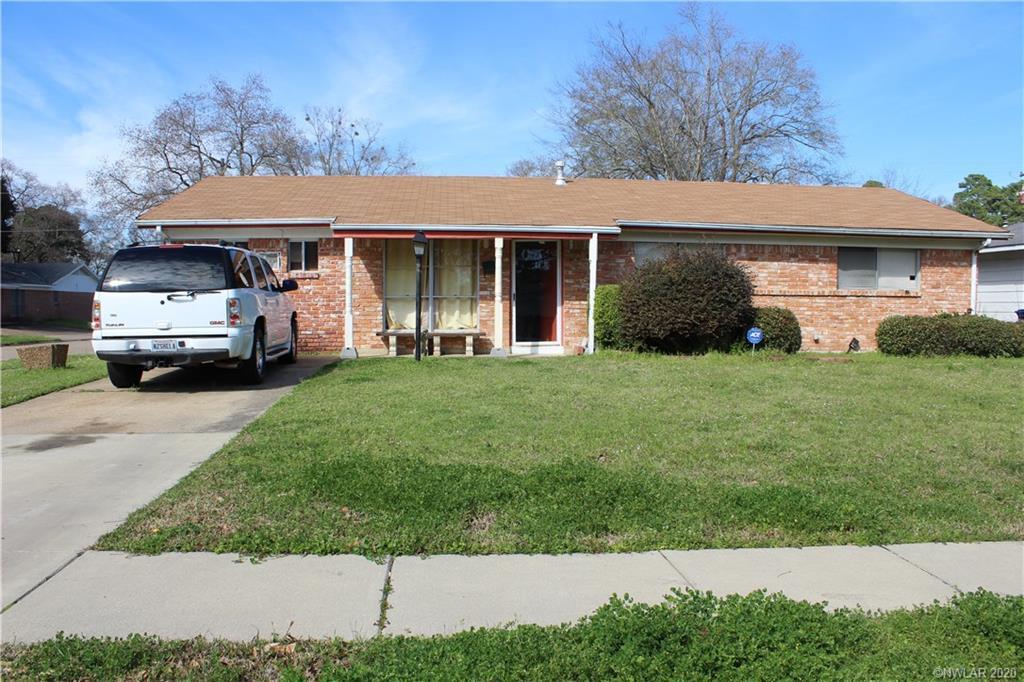 3442 Valley View Drive, Shreveport, Louisiana