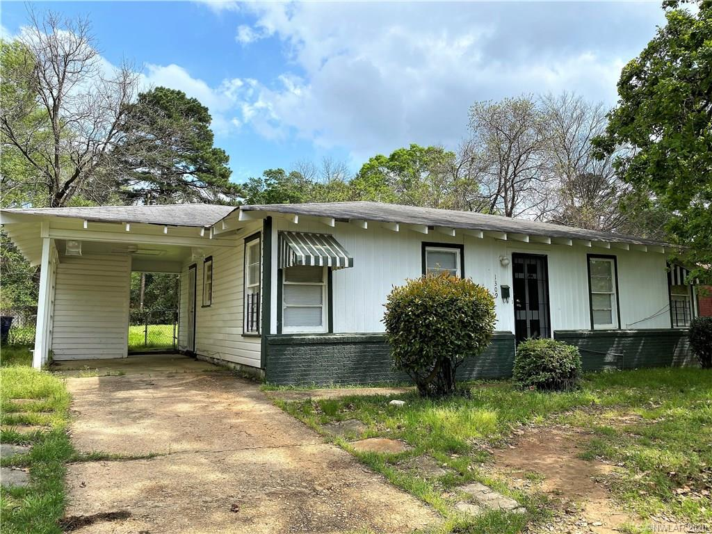 1309 Hassett Avenue, Shreveport, Louisiana