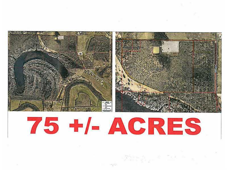 75 acres Bossier City, LA