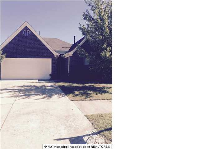 One of Olive Branch 3 Bedroom Ranch Homes for Sale
