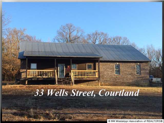 Real Estate for Sale, ListingId: 34564962, Courtland,MS38620