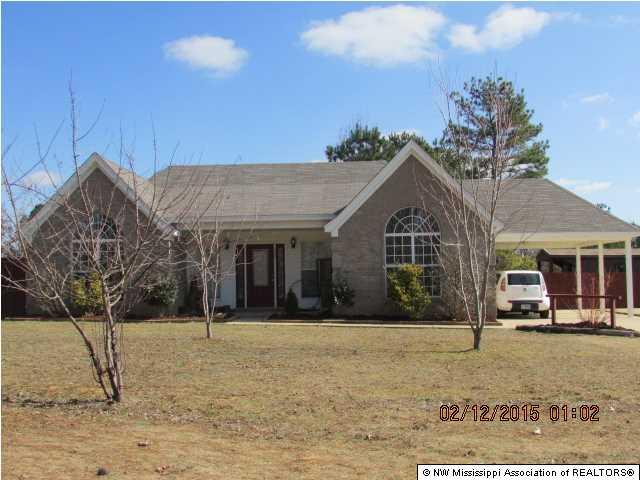 453 Chulahoma Rd, Holly Springs, MS 38635