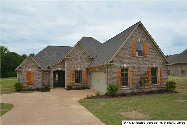 One of Southaven 4 Bedroom Homes for Sale