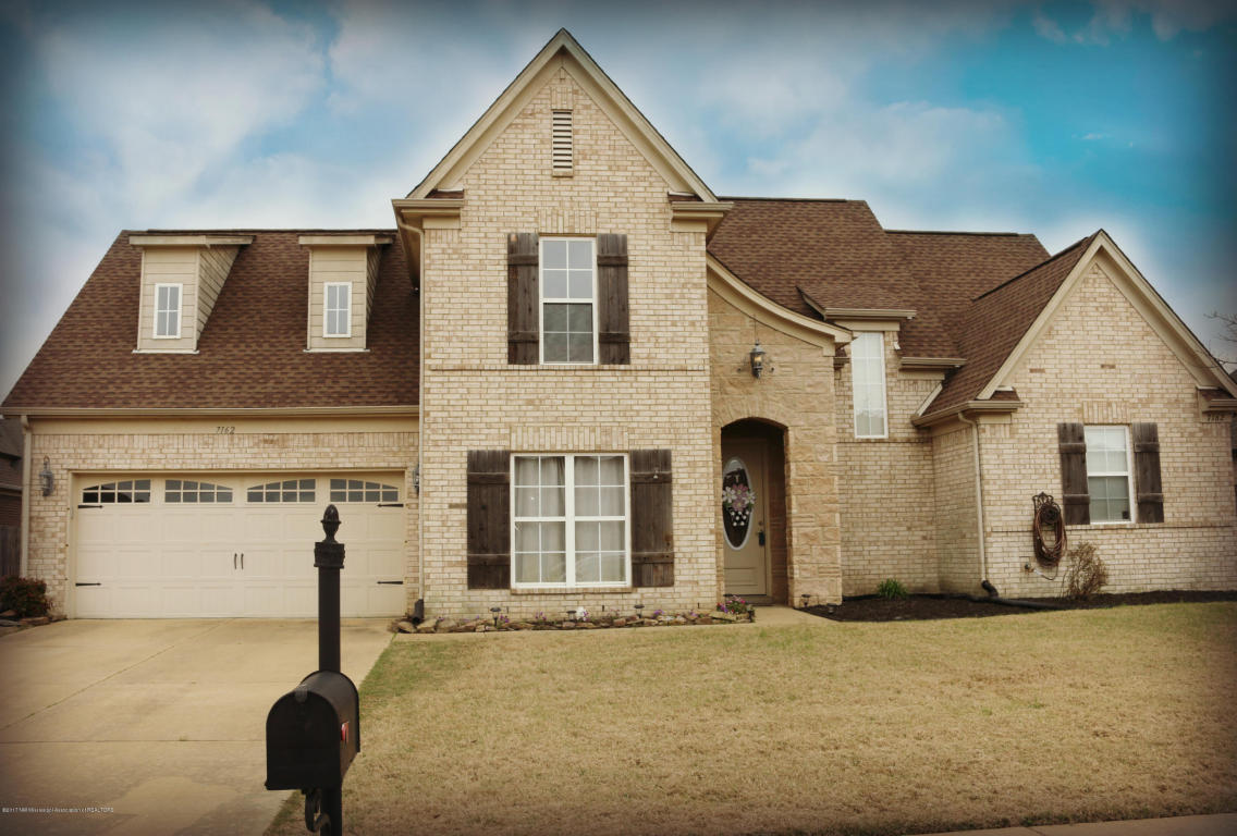 7162 Windswept Ln, Olive Branch, MS 38654