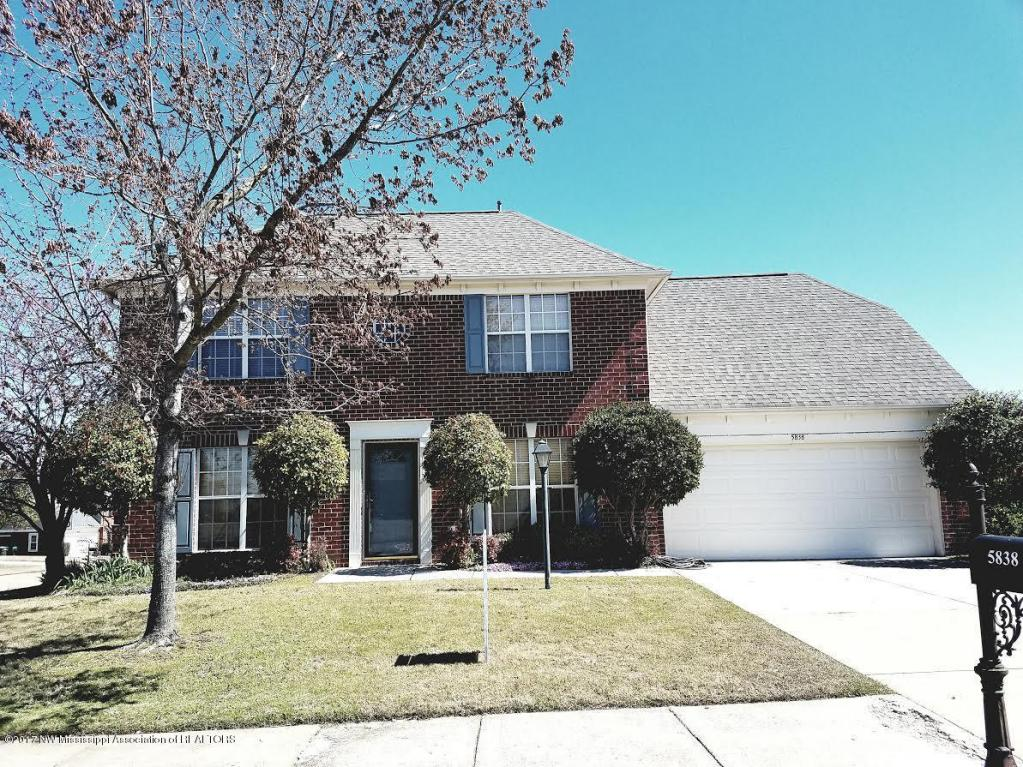 Photo of 5838 Carter  Southaven  MS