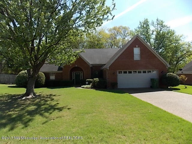 Photo of 7512 BRITTNAY Drive  Southaven  MS