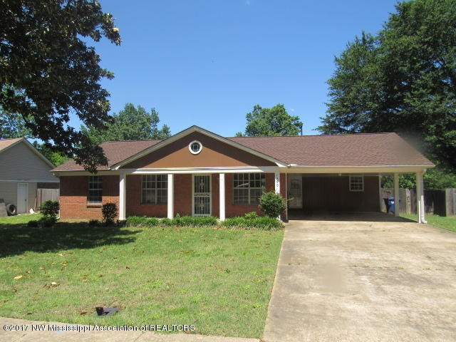 Photo of 1590 Farnell Drive  Horn Lake  MS