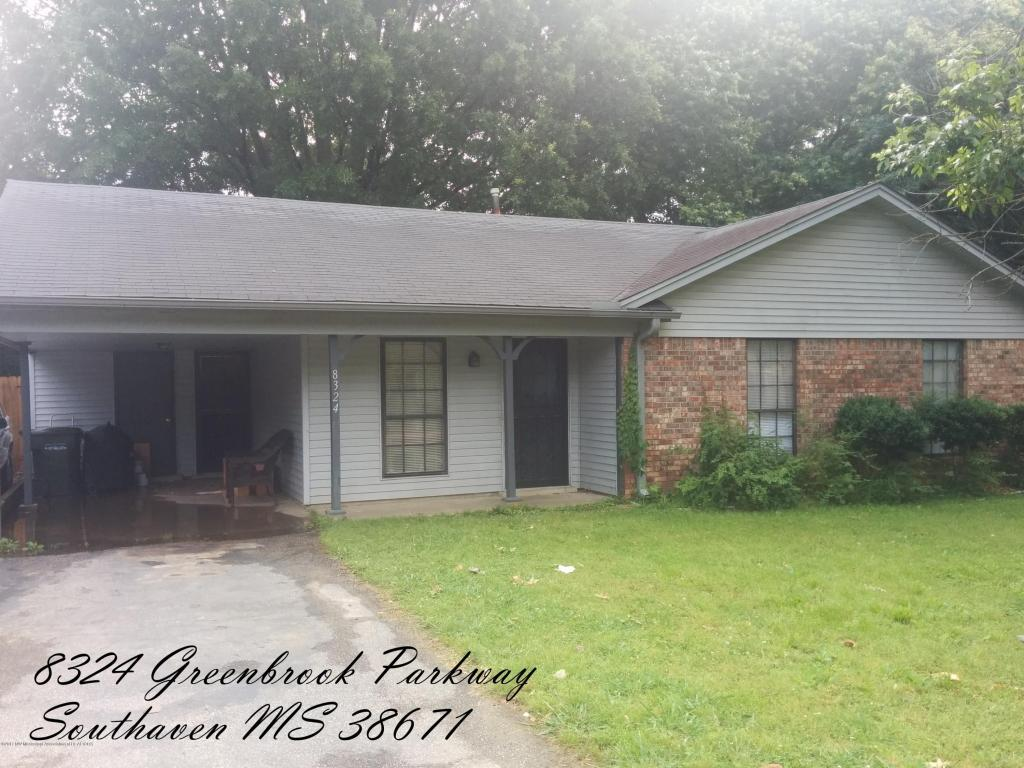 Photo of 8324 Greenbrook Parkway  Southaven  MS