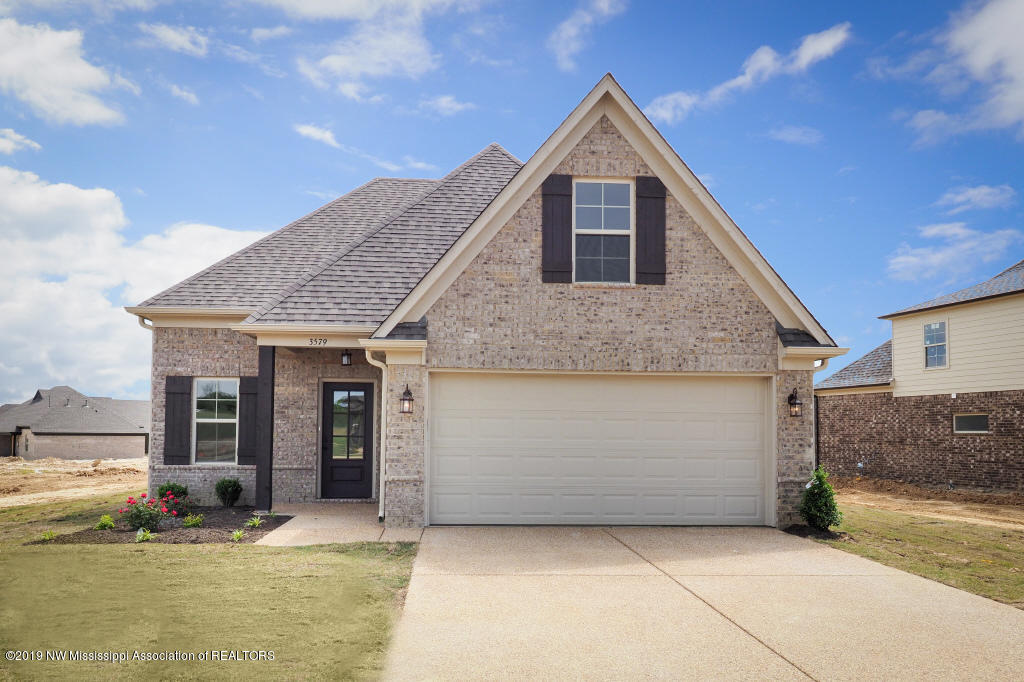 1405 Switzer Cove, Southaven, Mississippi
