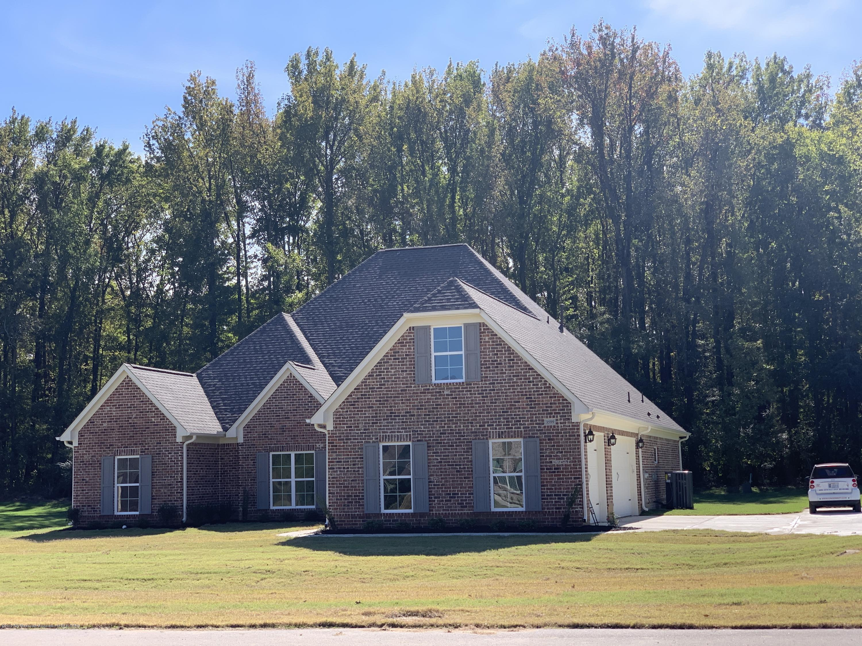 3599 Bailey Lane, Southaven, Mississippi