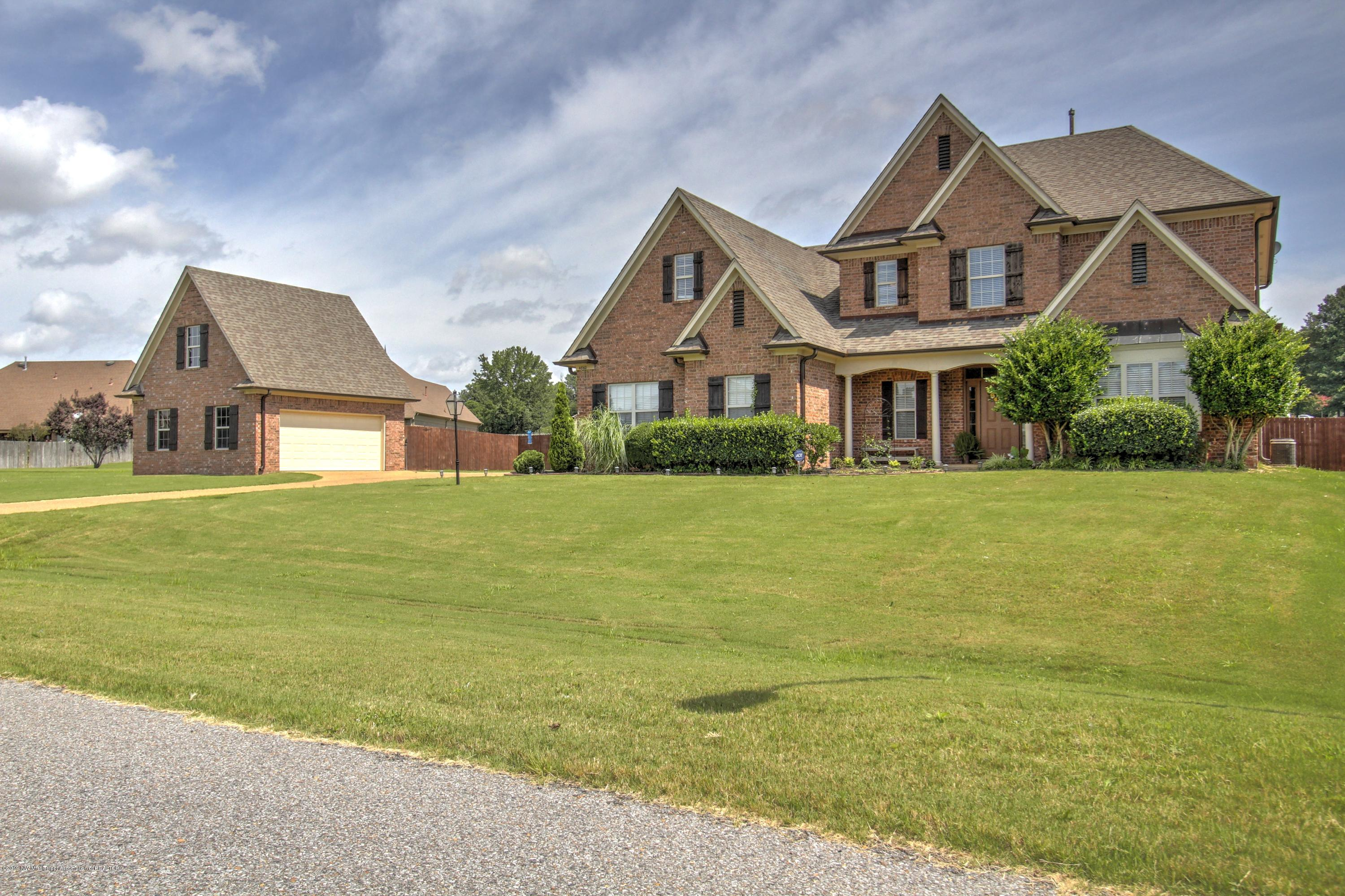 4860 Wedgewood Drive, Olive Branch in DeSoto County, MS 38654 Home for Sale