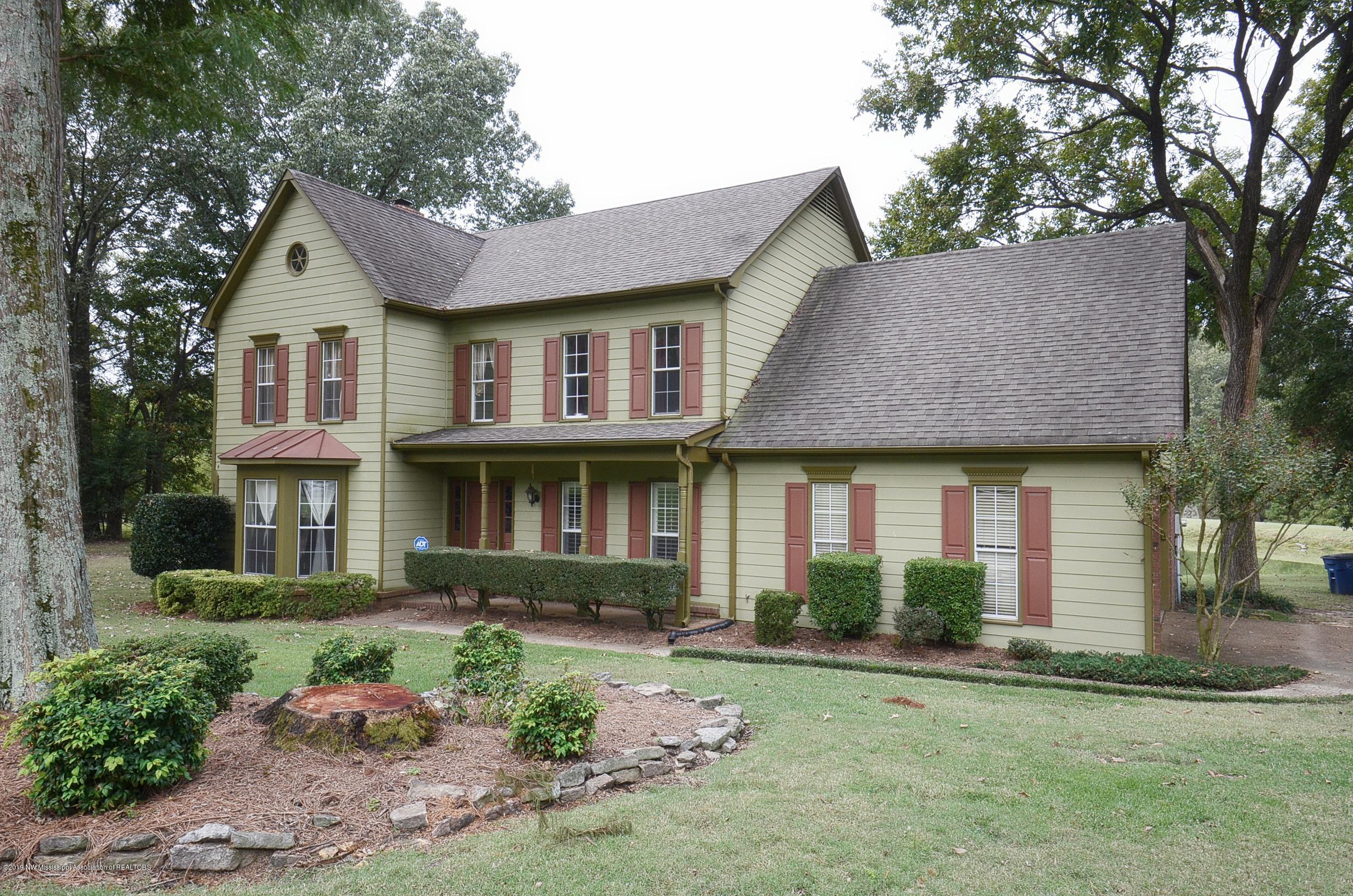 One of Olive Branch 3 Bedroom Homes for Sale at 8871 Hunters Run