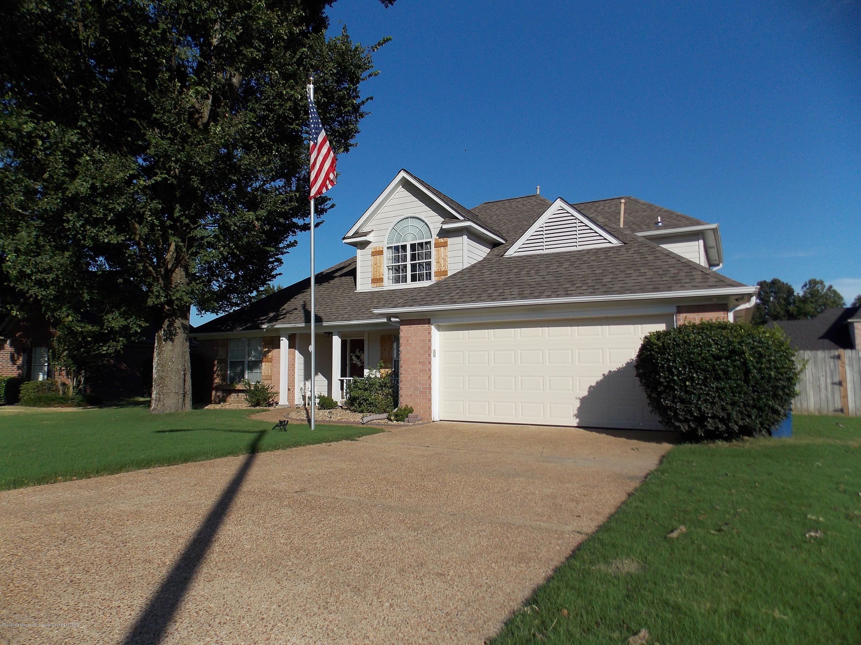7207 Emily Lane, Olive Branch, Mississippi