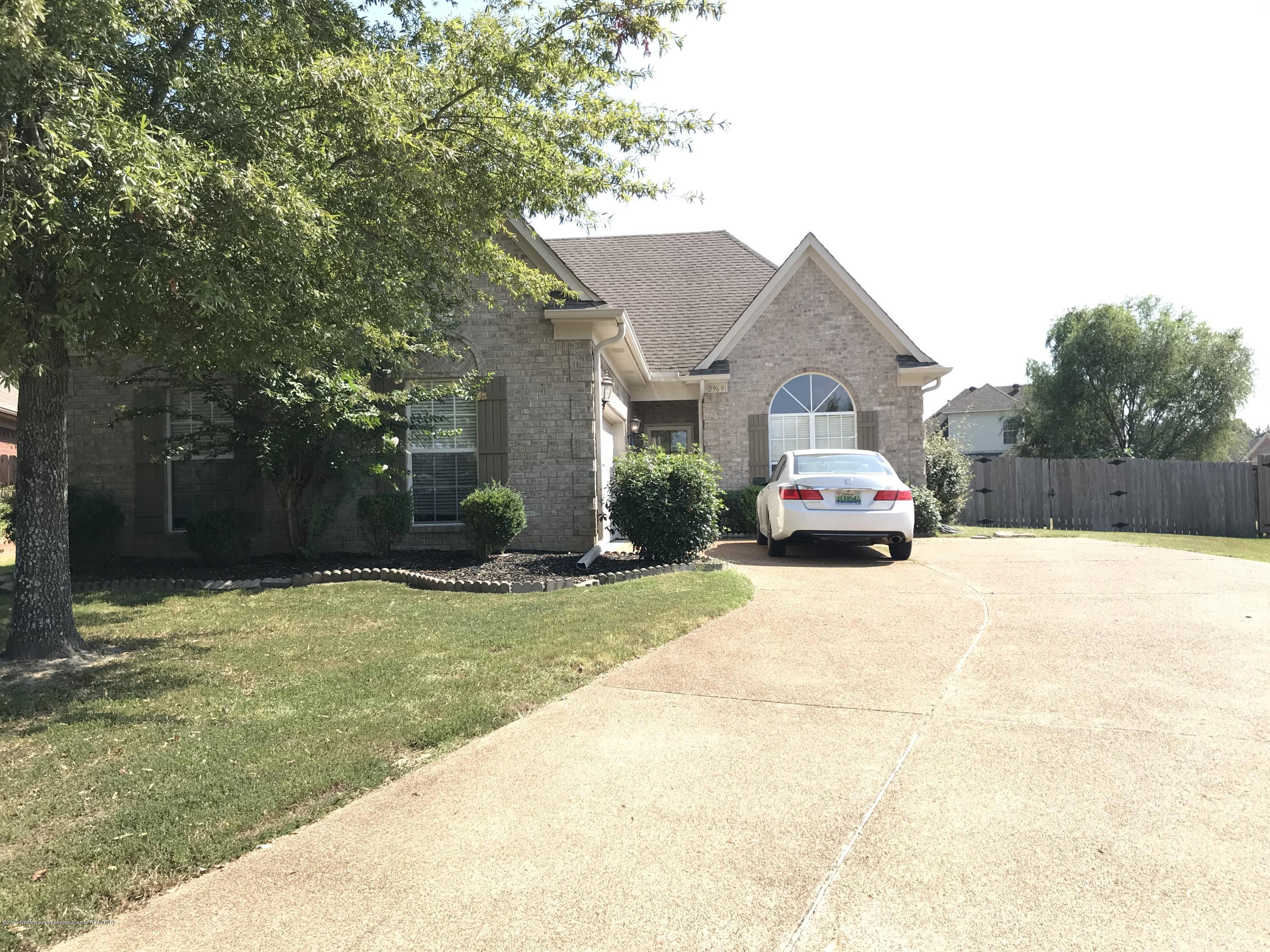 2969 Geoffrey Drive, Southaven, Mississippi