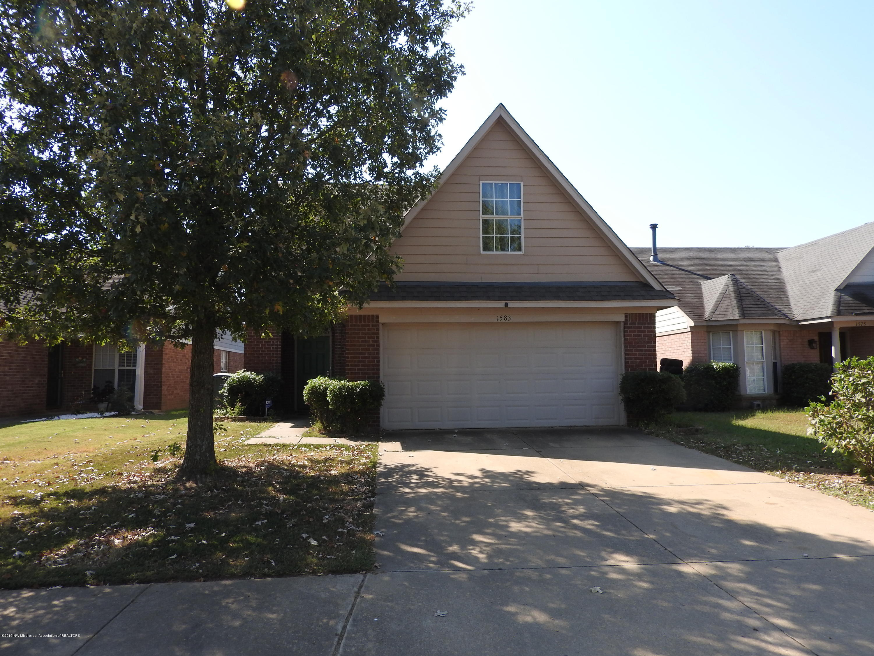 1583 Central Trails Drive, Southaven, Mississippi