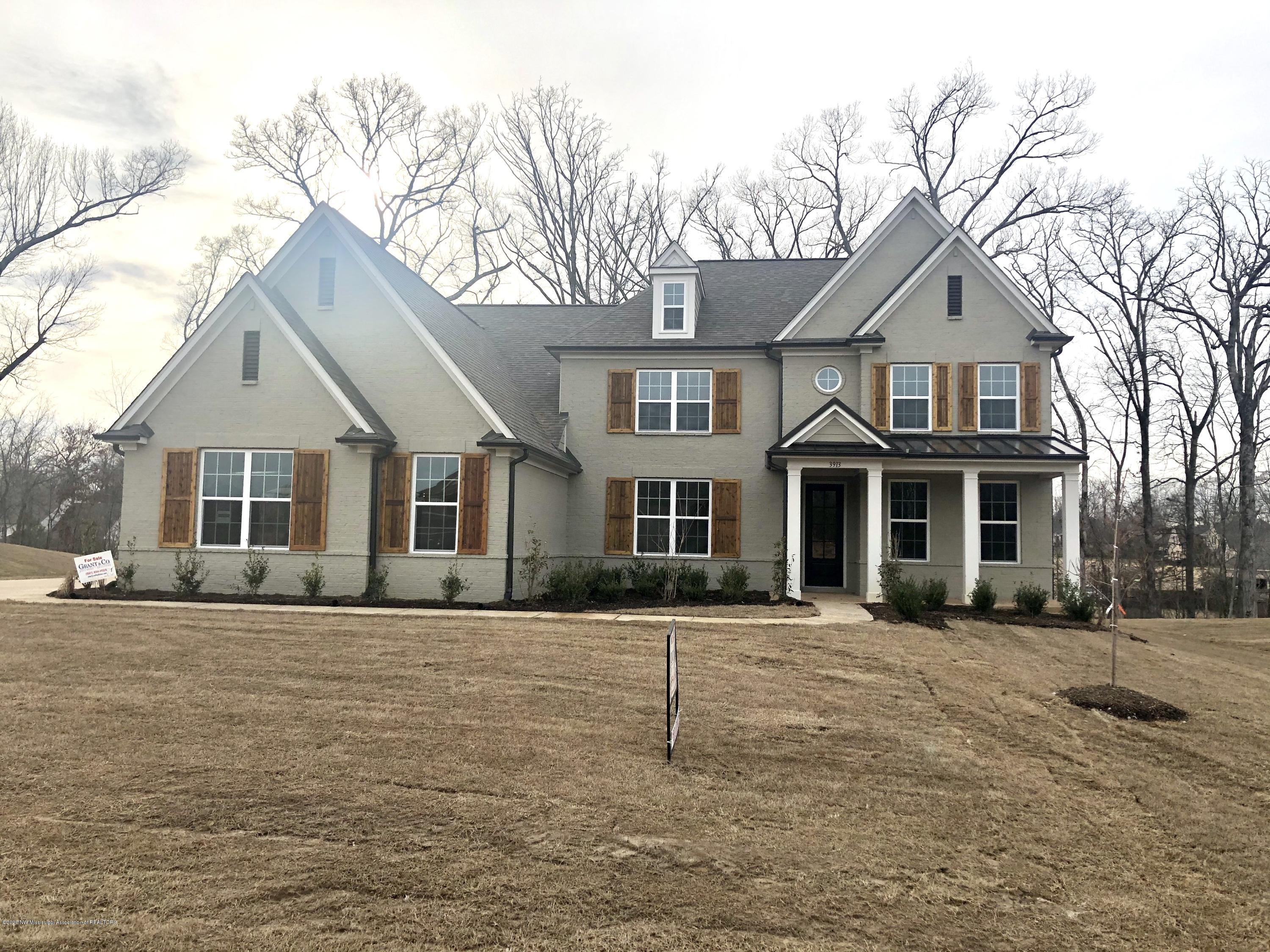 3913 Mitchell Grove Lane, Olive Branch, Mississippi