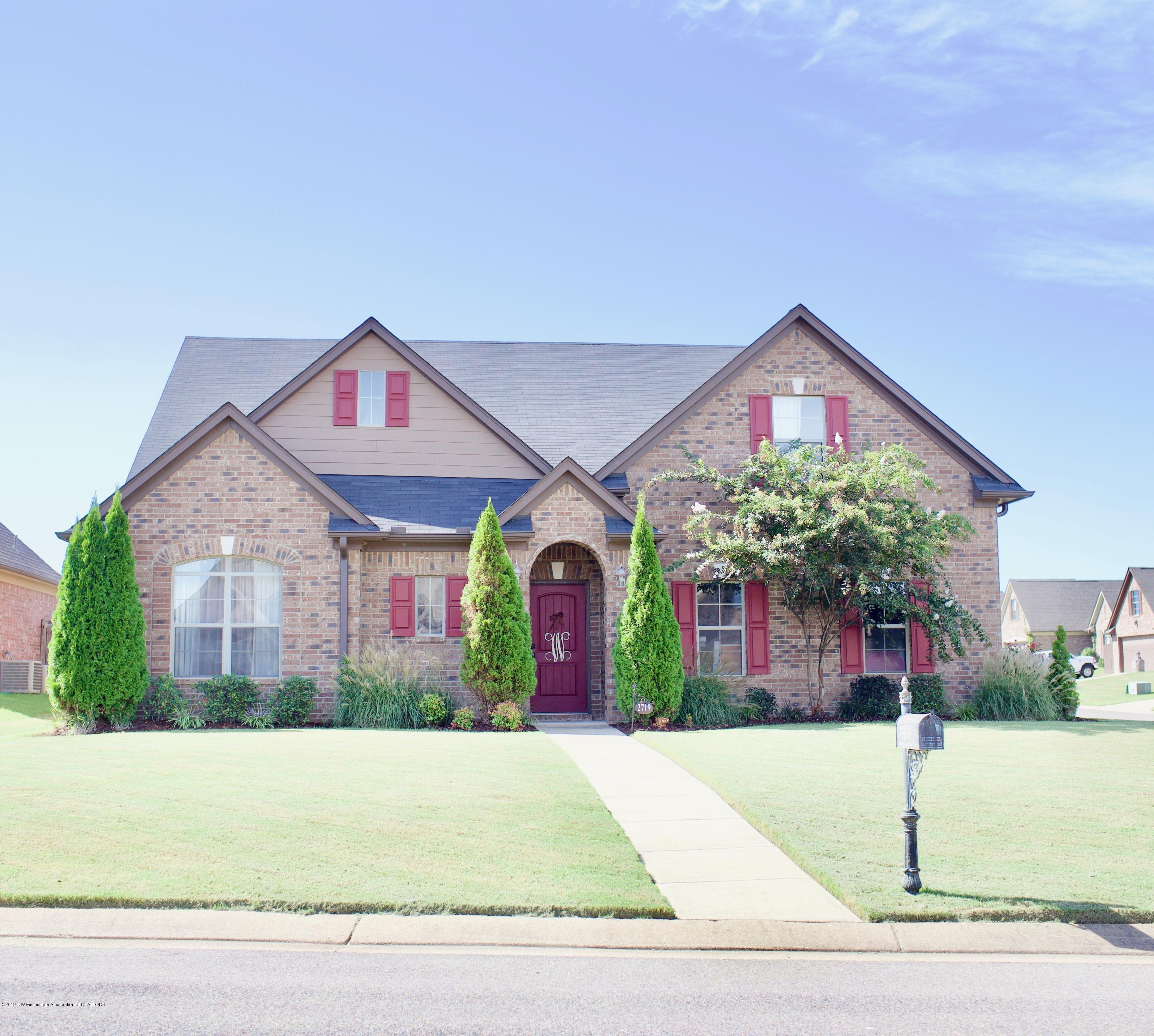 2719 Russum Drive, Southaven, Mississippi