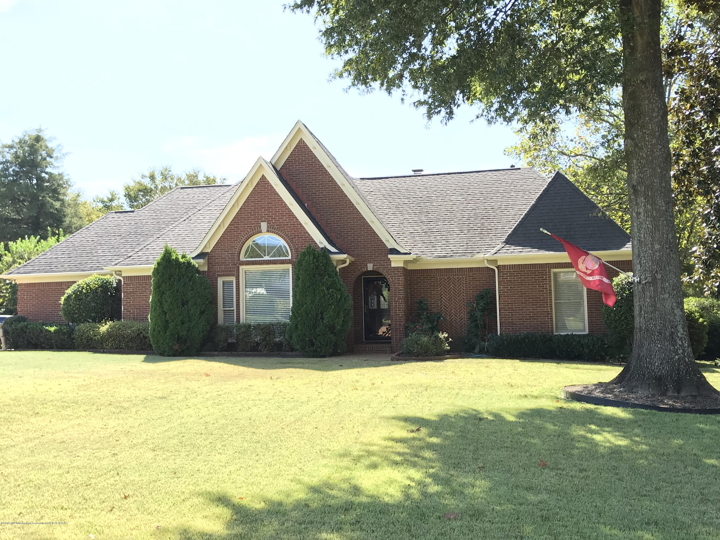 9333 Longwood Drive, Olive Branch in DeSoto County, MS 38654 Home for Sale