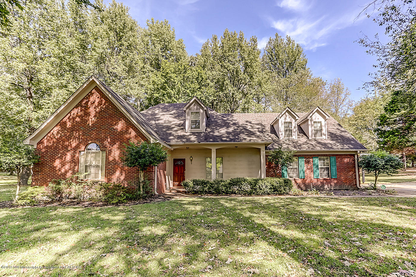 3330 Bonner Dr, Olive Branch in DeSoto County, MS 38654 Home for Sale