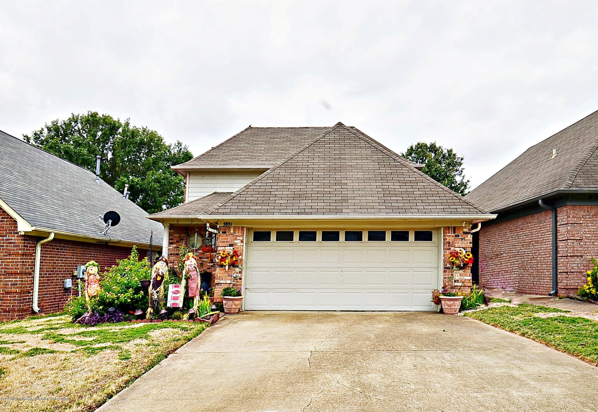 7851 S Chesterfield Drive, Southaven, Mississippi